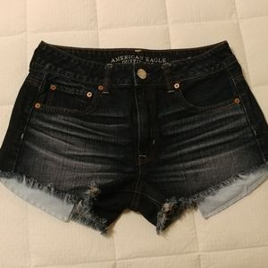 Jean Shorts - American Eagle